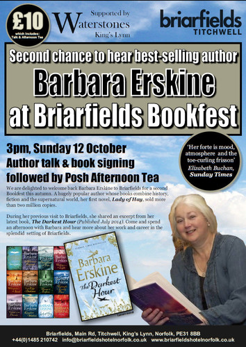 Briarfields Flyer